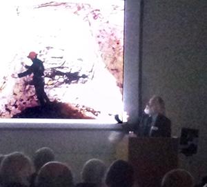 Rod LeGear speaking