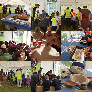 Dig for Three Days - Roman activities for Thanet Schools