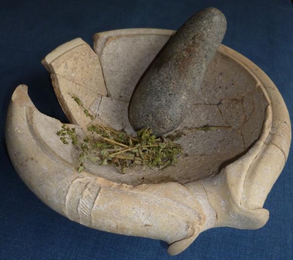 Roman Mortarium